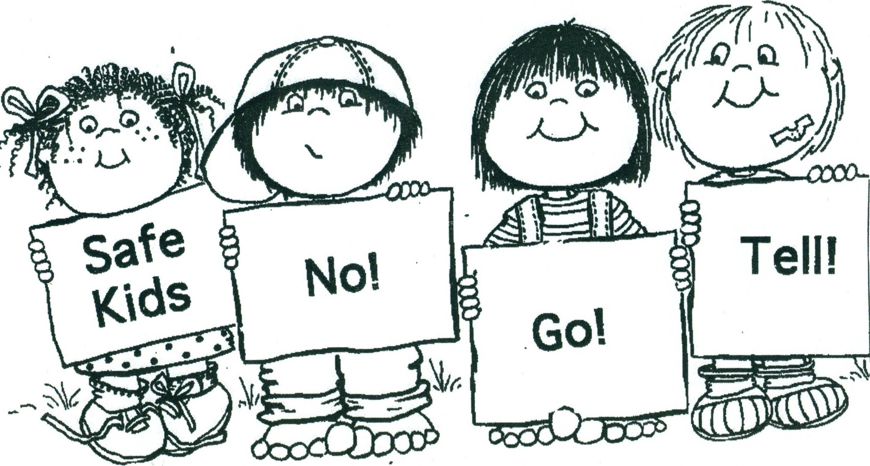 Say No, Go, and Tell! : Teachsafety